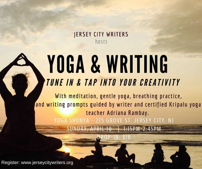yoga & writing
